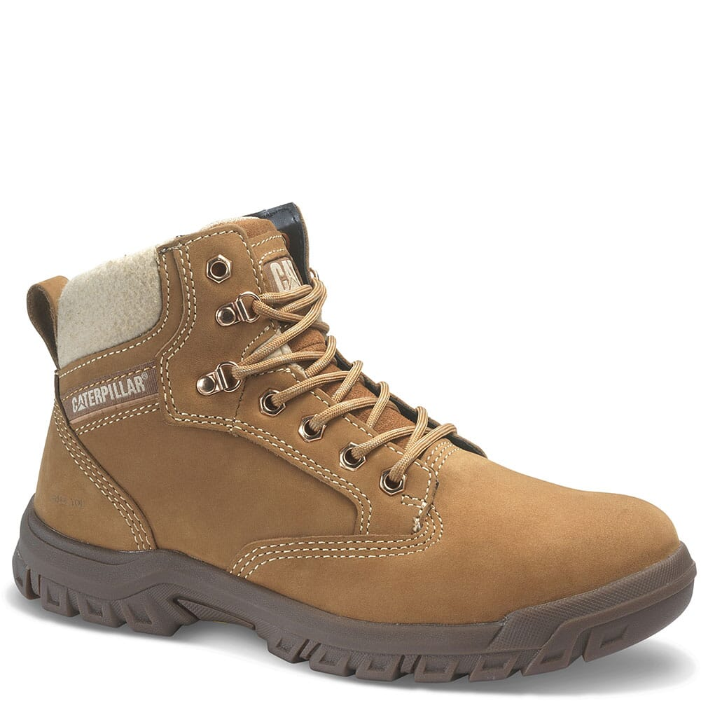 Image for Caterpillar Women's Tess Safety Boots - Sundance from elliottsboots