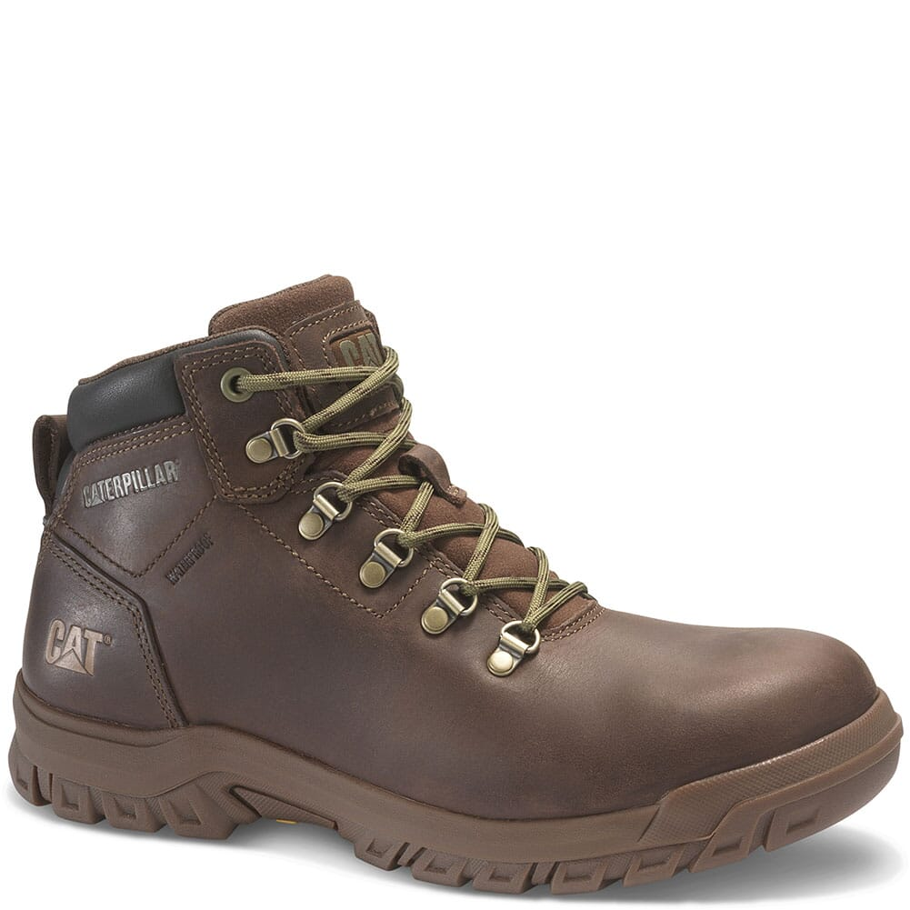 Image for Caterpillar Women's Mae Safety Boots - Cocoa from bootbay