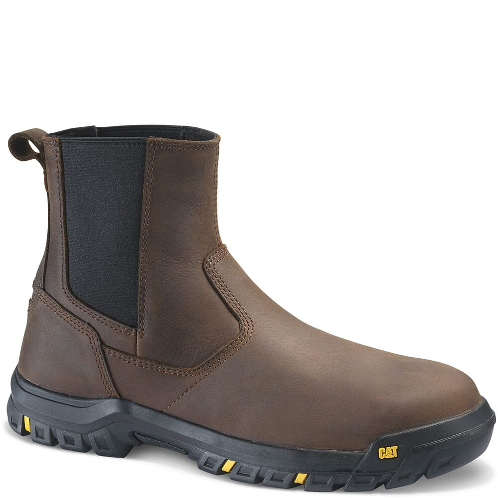 Image for Caterpillar Men's Wheelbase Safety Boots - Clay from bootbay