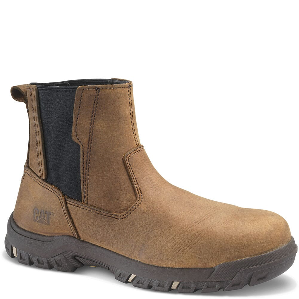 Image for Caterpillar Women's Abbey Safety Boots - Butterscotch from bootbay
