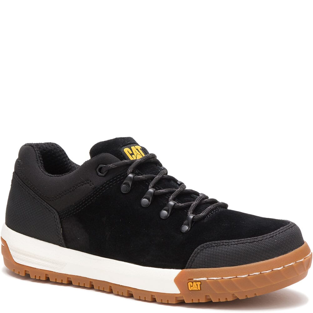 Image for Caterpillar Men's Converge Safety Shoes - Black from bootbay