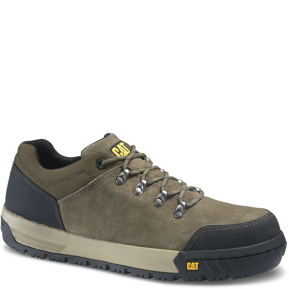 Image for Caterpillar Men's Converge Safety Shoes - Olive from bootbay
