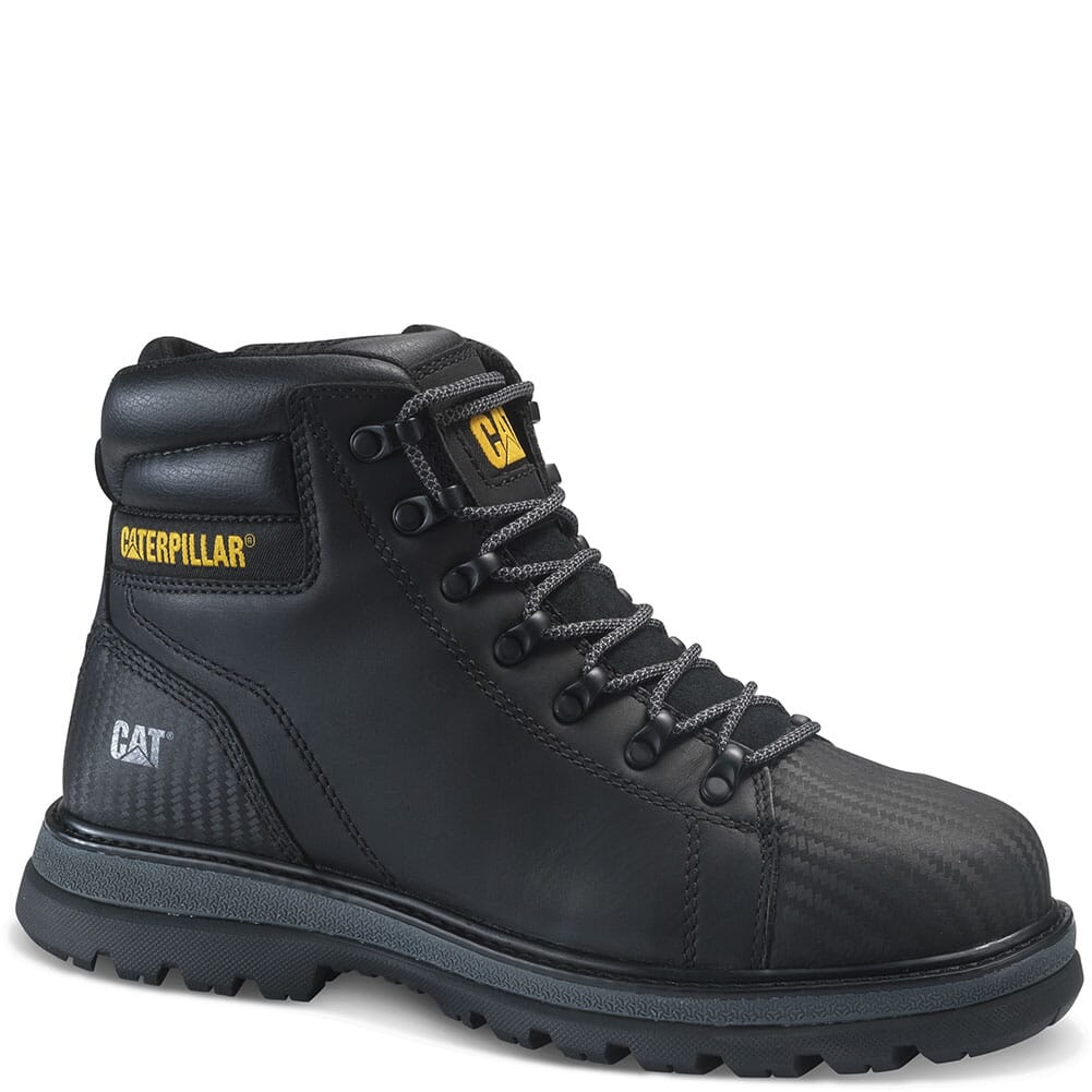 Image for Caterpillar Men's Foxfield Safety Boots - Black from bootbay
