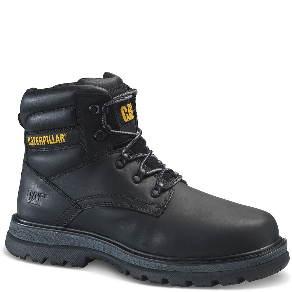 Image for Caterpillar Men's Fairbanks Safety Boots - Black from bootbay