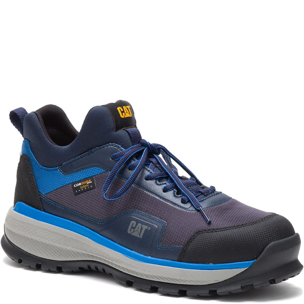 Image for Caterpillar Men's Engage Safety Boots - Blue Nights from bootbay