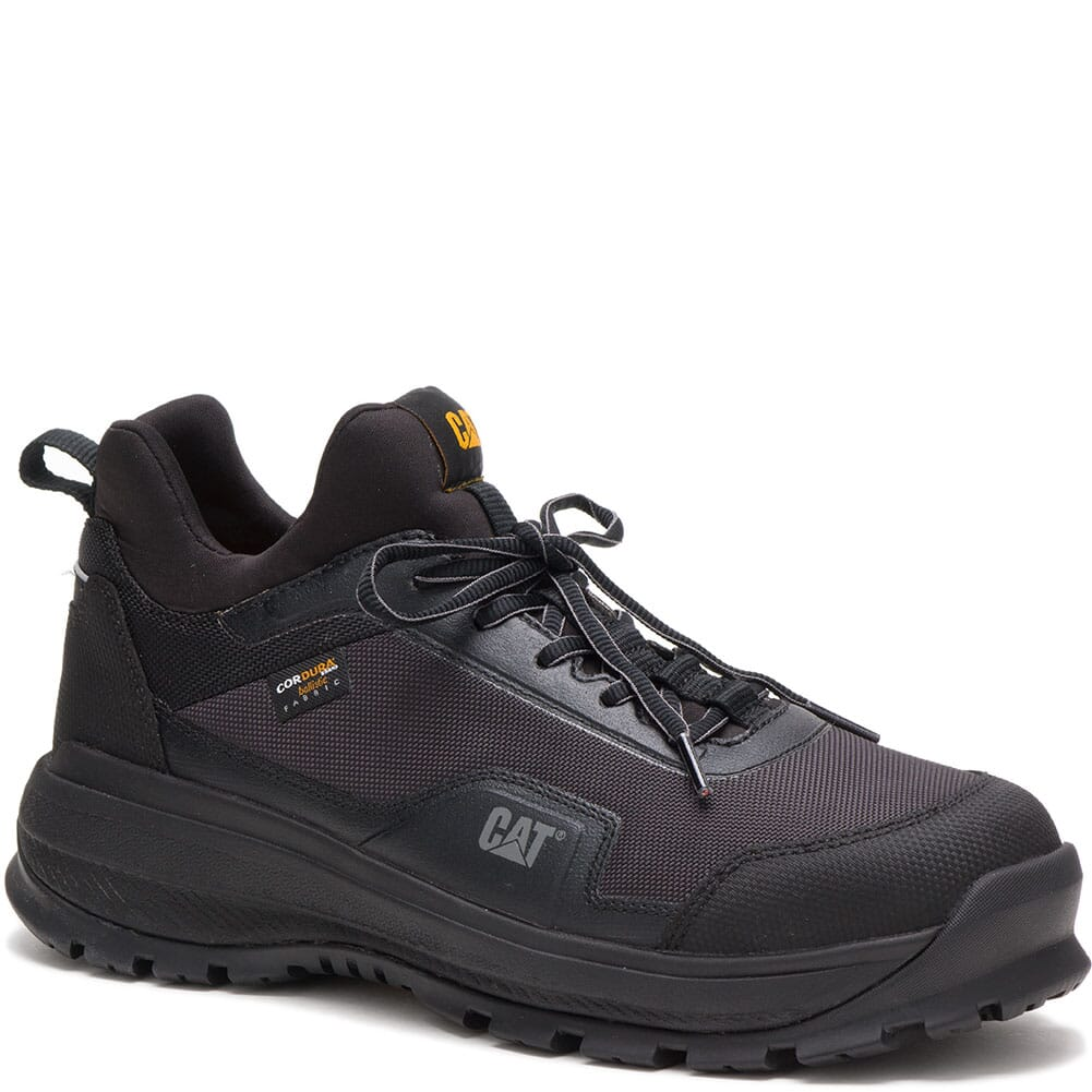 Image for Caterpillar Men's Engage Safety Boots - Black from bootbay