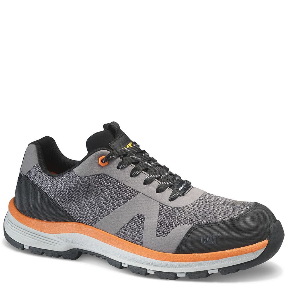 Image for Caterpillar Men's Passage Safety Shoes - Charcoal from bootbay