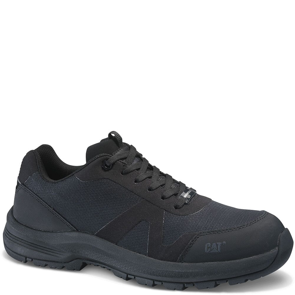 Image for Caterpillar Men's Passage Safety Shoes - Black from bootbay