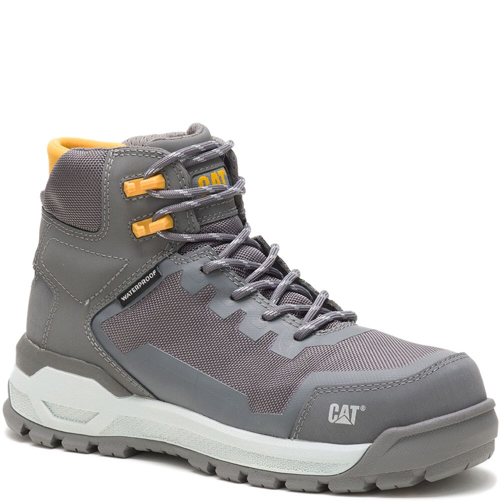 Image for Caterpillar Women's Propulsion WP Safety Boots - Charcoal from bootbay