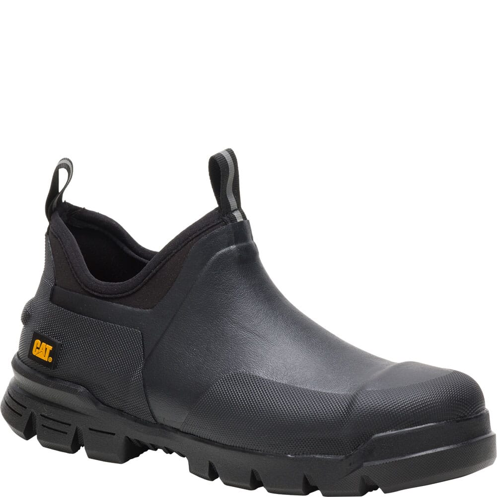 Image for Caterpillar Unisex Stormers Safety Shoes - Black from bootbay