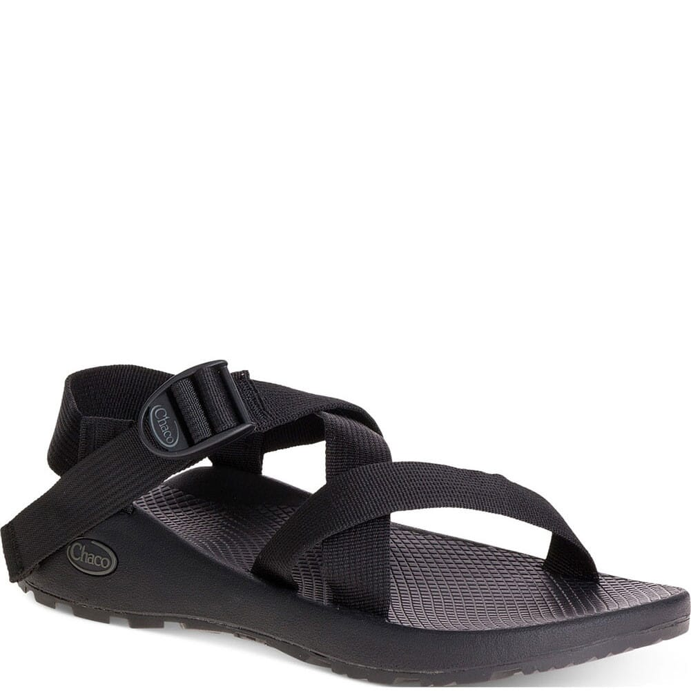 Image for Chaco Men's Z/1 Wide Classic Sandals - Black from bootbay