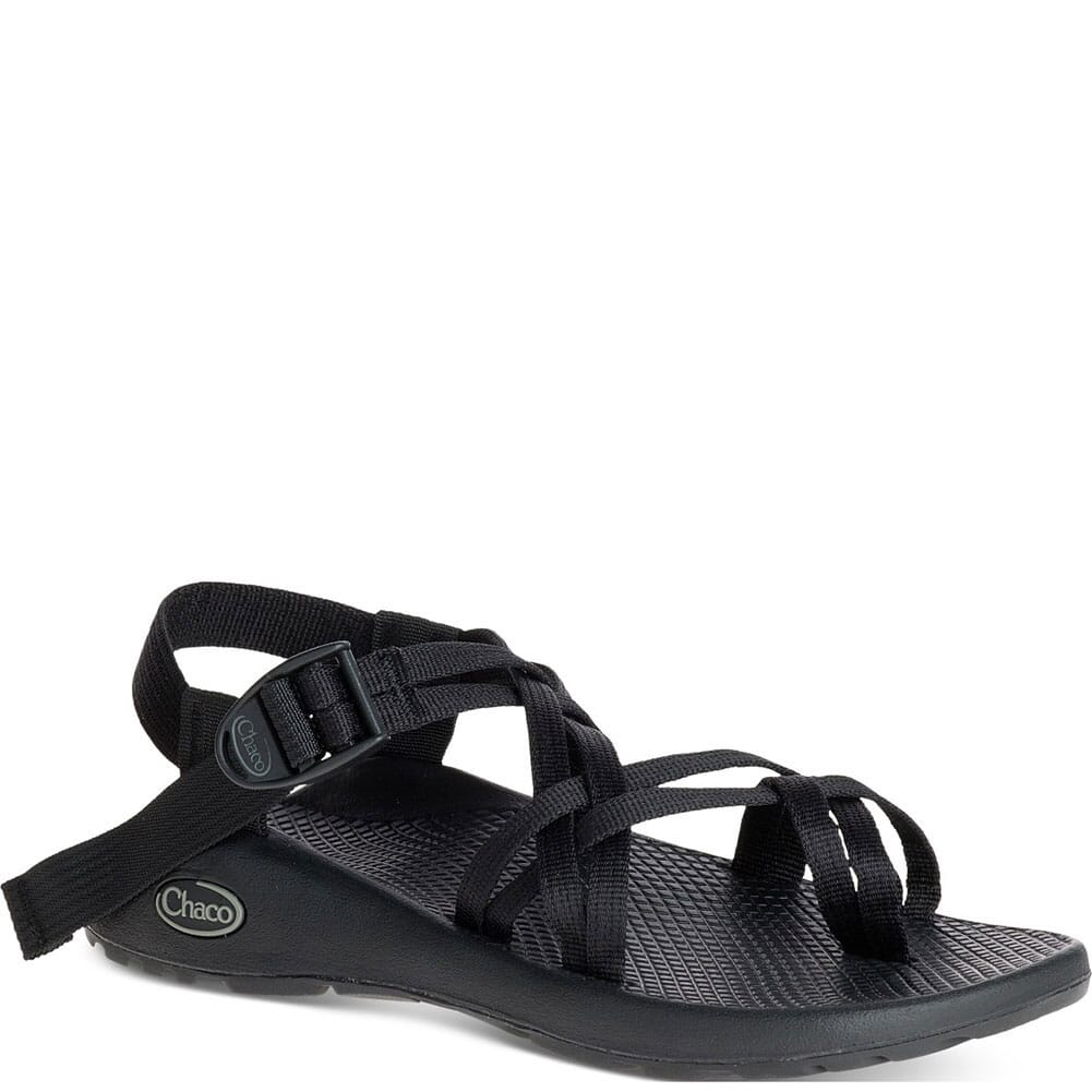 Image for Chaco Women's ZX/2 Wide Classic Sandals - Black from bootbay