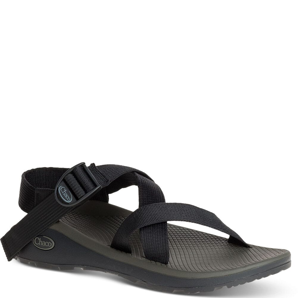 Image for Chaco Men's Z/Cloud Wide Sandals - Black from bootbay