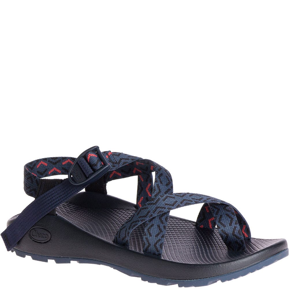 Image for Chaco Men's Z/2 Wide Classic Sandals - Stepped Navy from bootbay