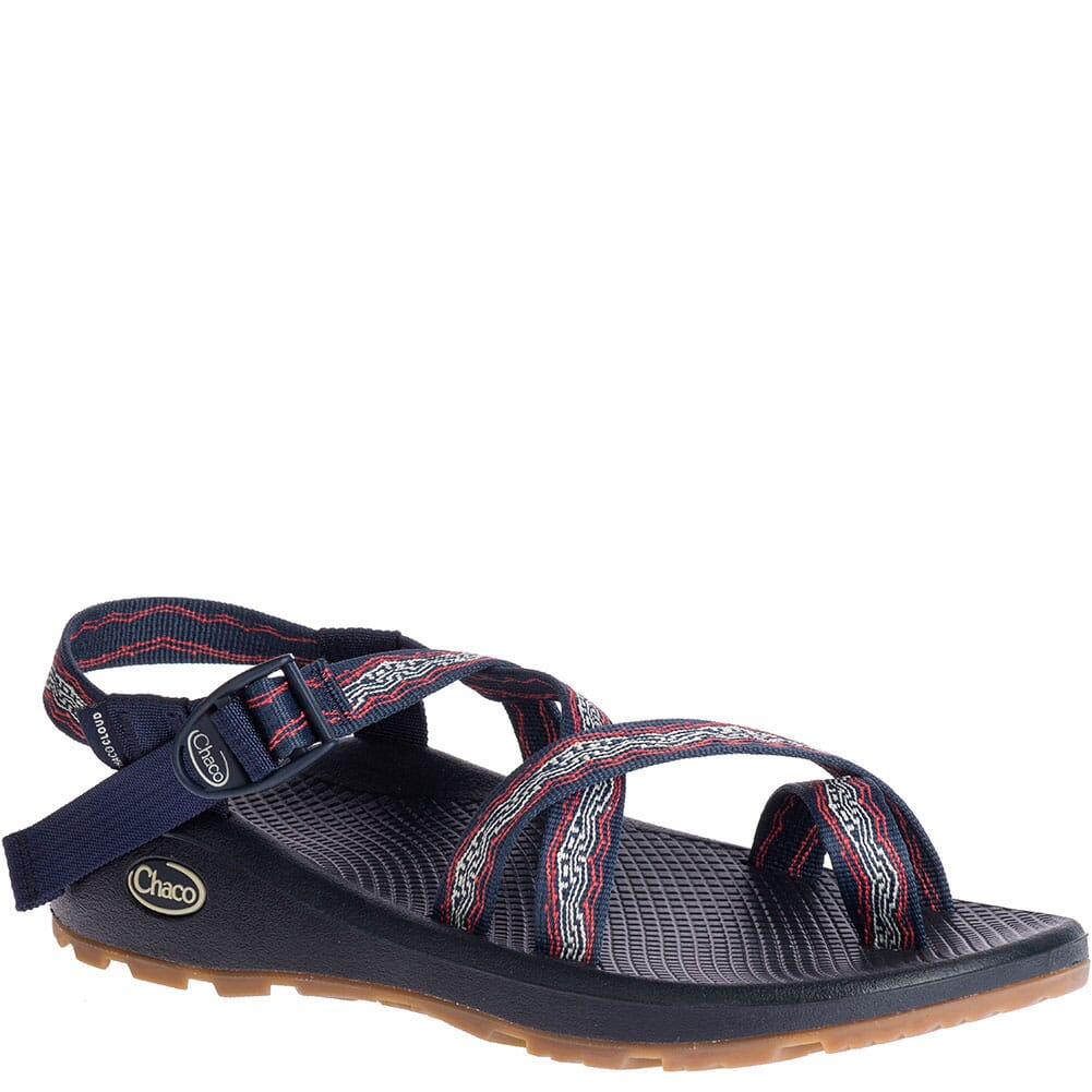 Image for Chaco Men's Z/ Cloud 2 Sandals - Tri Navy from bootbay