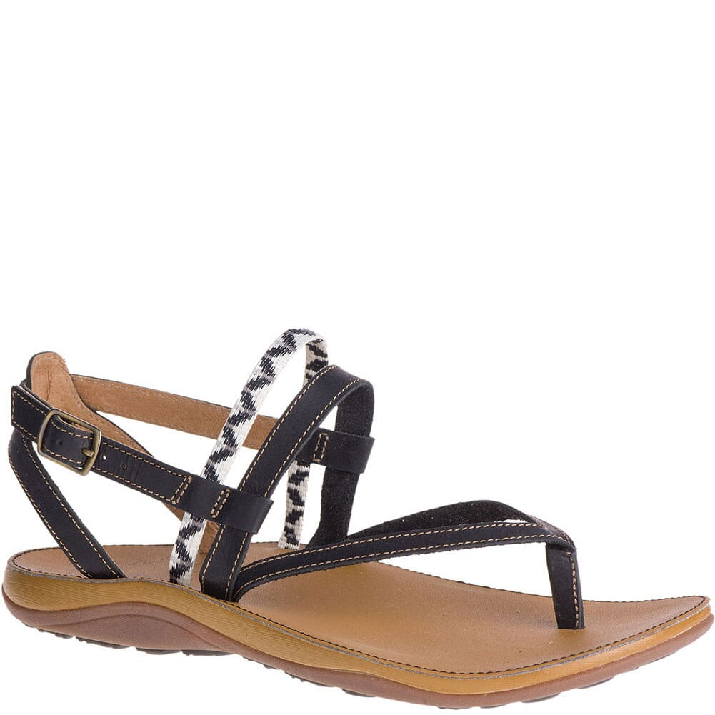 Image for Chaco Women's Loveland Sandals - Dolman Black from bootbay
