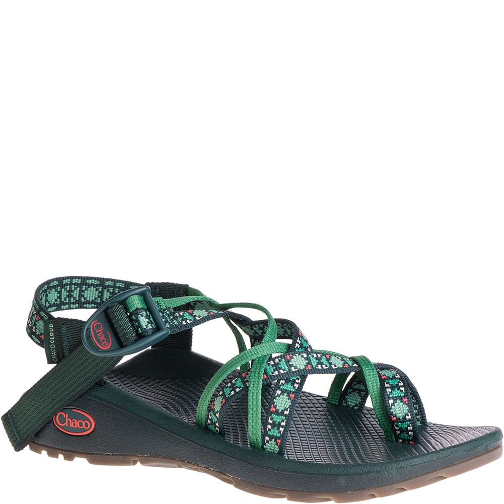 Image for Chaco Women's Z/Cloud X2 Remix Sandals - Creed Pine from elliottsboots