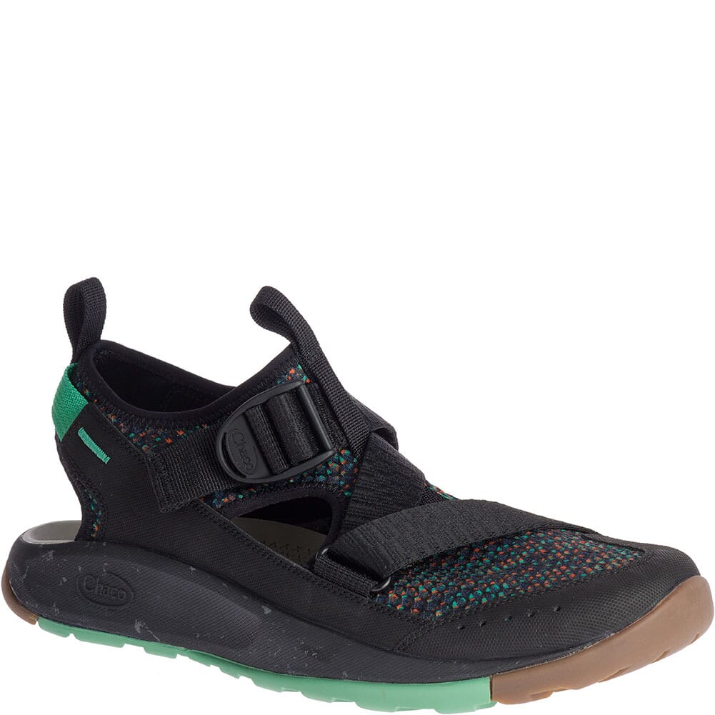 Image for Chaco Men's Odyssey Sport Sandals - Wax Black from bootbay