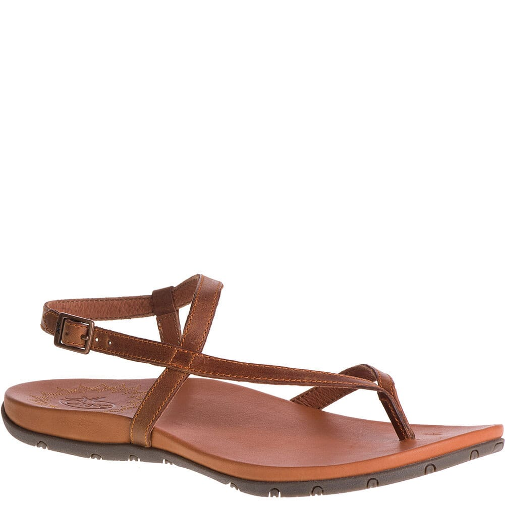 Image for Chaco Women's Rowan Sandals - Rust from bootbay
