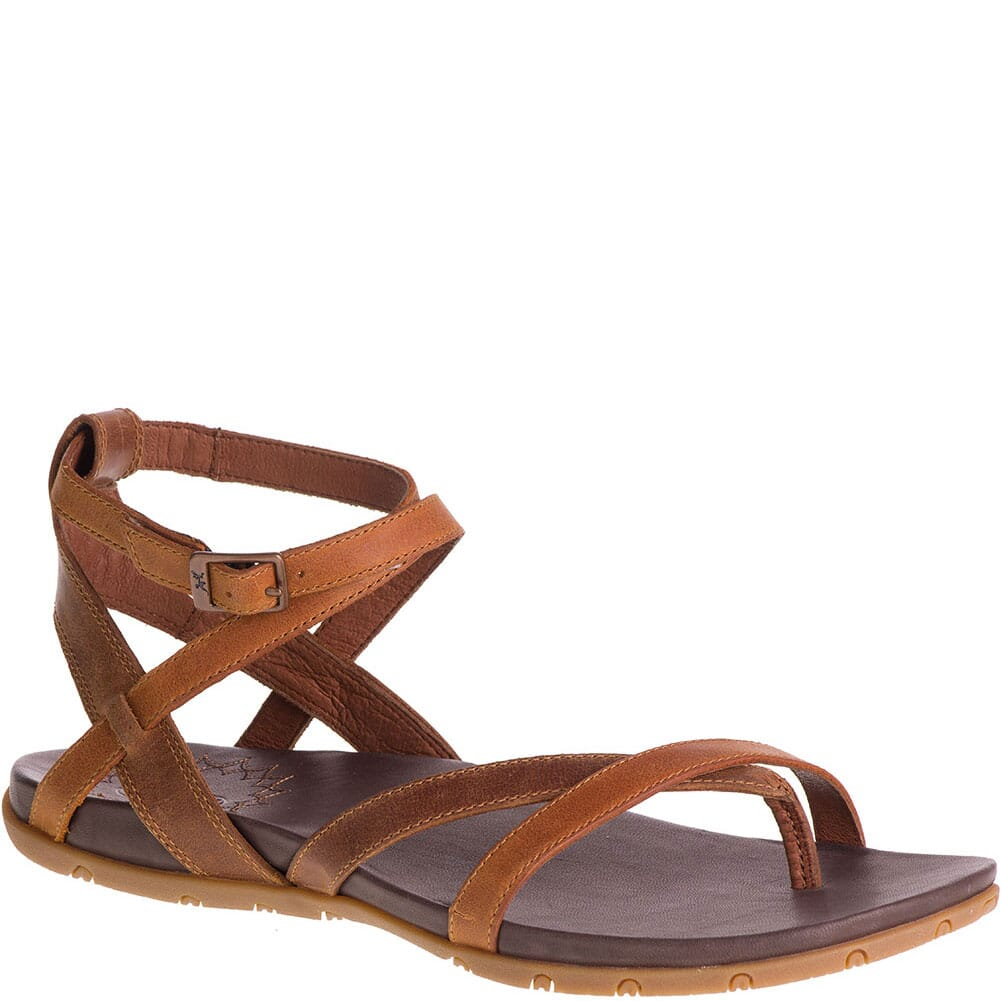 Image for Chaco Women's Juniper Sandals - Rust from bootbay