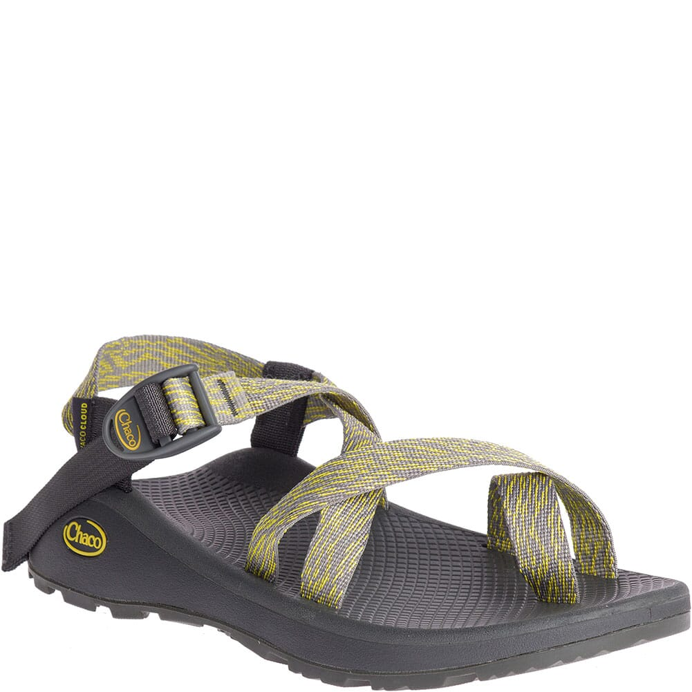 Image for Chaco Men's Z/ Cloud 2 Sandals - Scuff Sulphur from bootbay