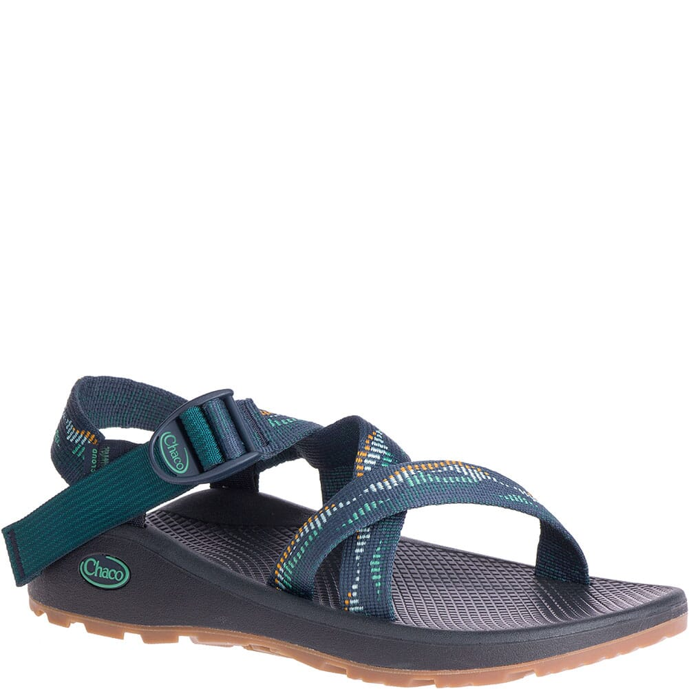 Image for Chaco Men's Z/Cloud Wide Sandals - Scrap Navy from bootbay