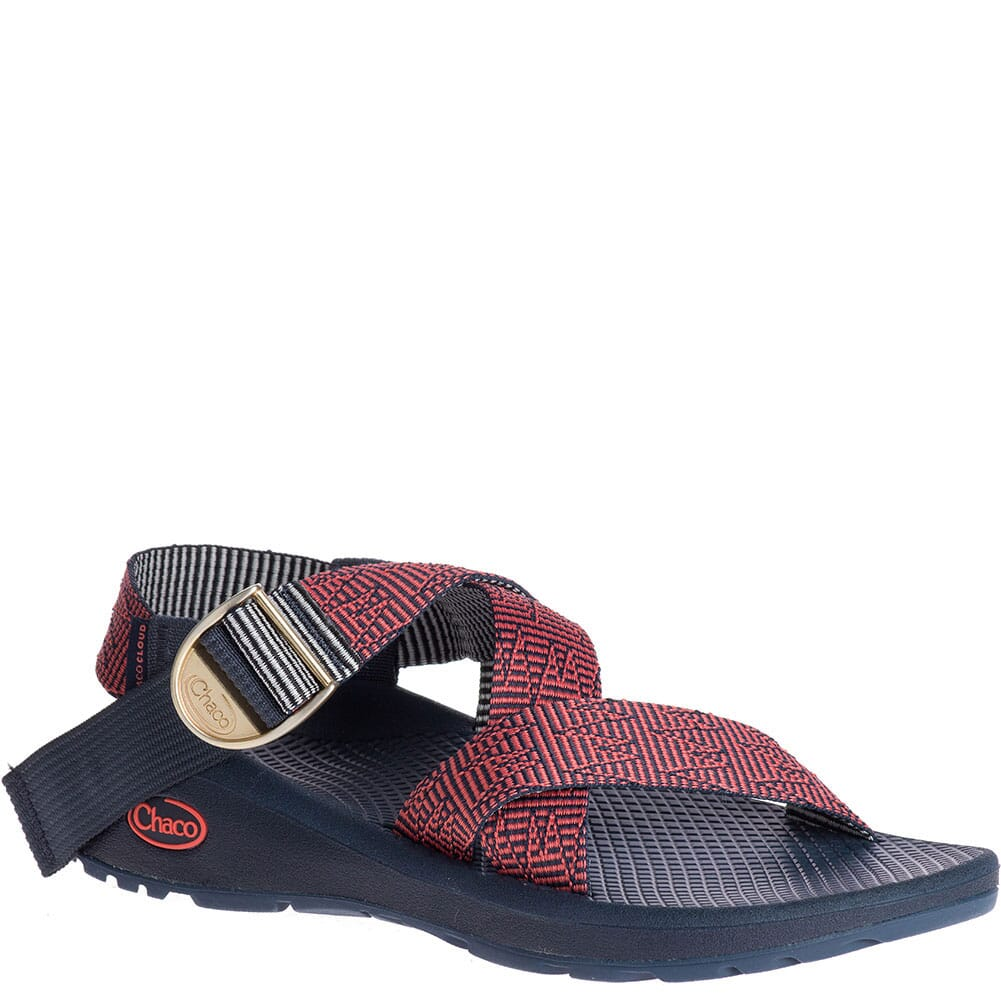 Image for Chaco Women's Mega Z/Cloud Sandals - Blazer Navy from bootbay