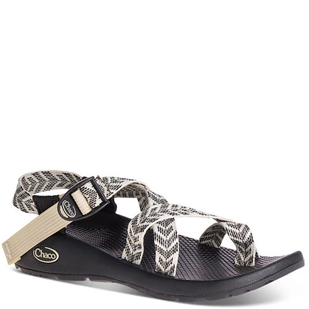 Image for Chaco Women's Z/2 Classic Wide Sandals - Black/White from bootbay