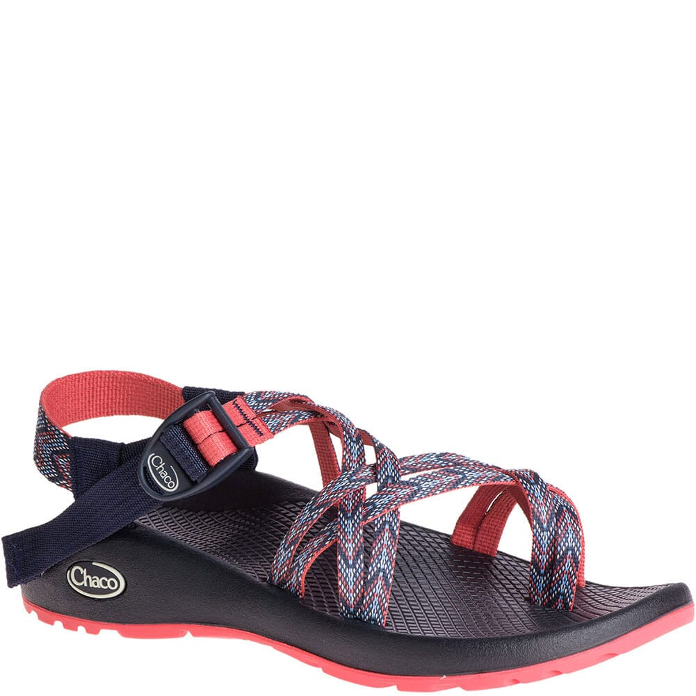 Image for Chaco Women's ZX/2 Toe Loop Classic Sandals - Motif Eclipse from bootbay