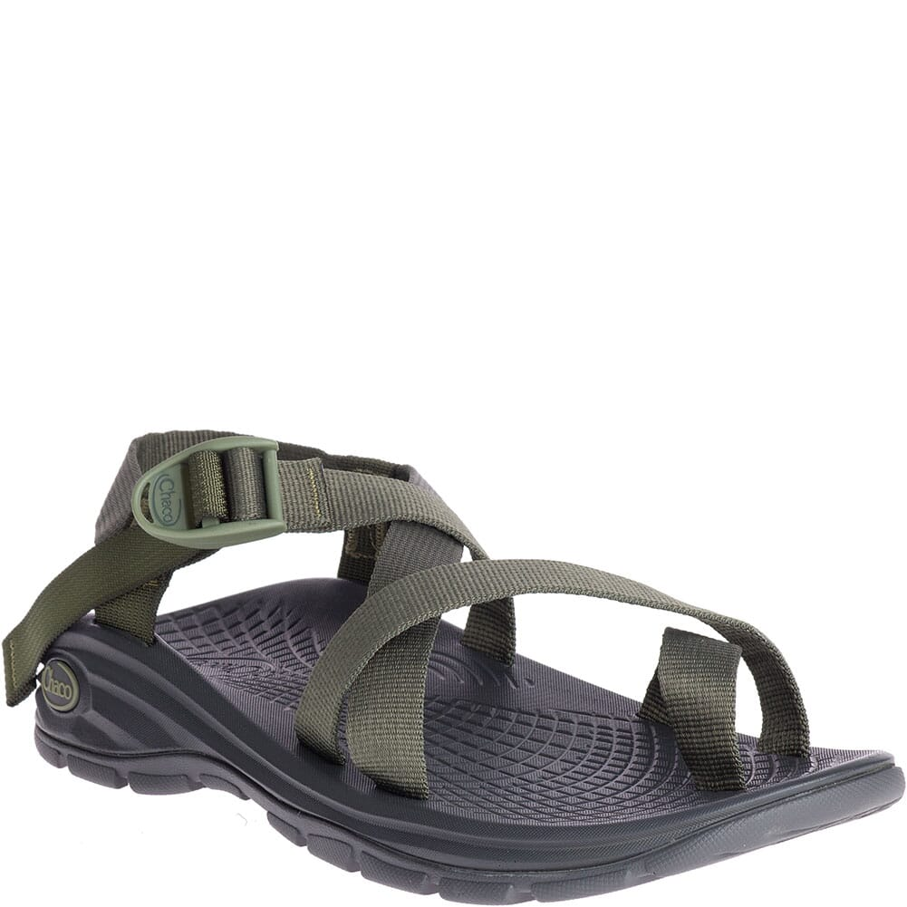 Image for Chaco Men's Z/Volv 2 Sandals - Solid Forest from bootbay