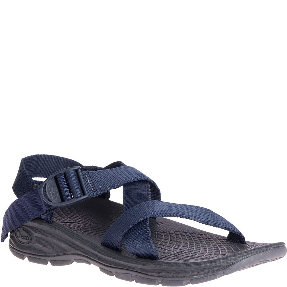Image for Chaco Men's Z/VOLV Sandals - Solid Navy from bootbay