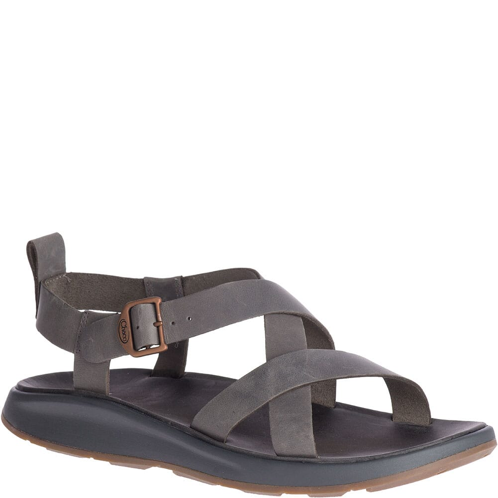 Image for Chaco Men's Wayfarer Sandals - Grey from bootbay