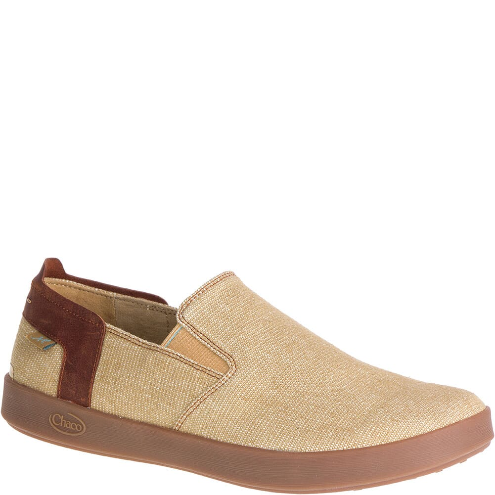 Image for Chaco Men's Davis Casual Shoes - Tan from bootbay