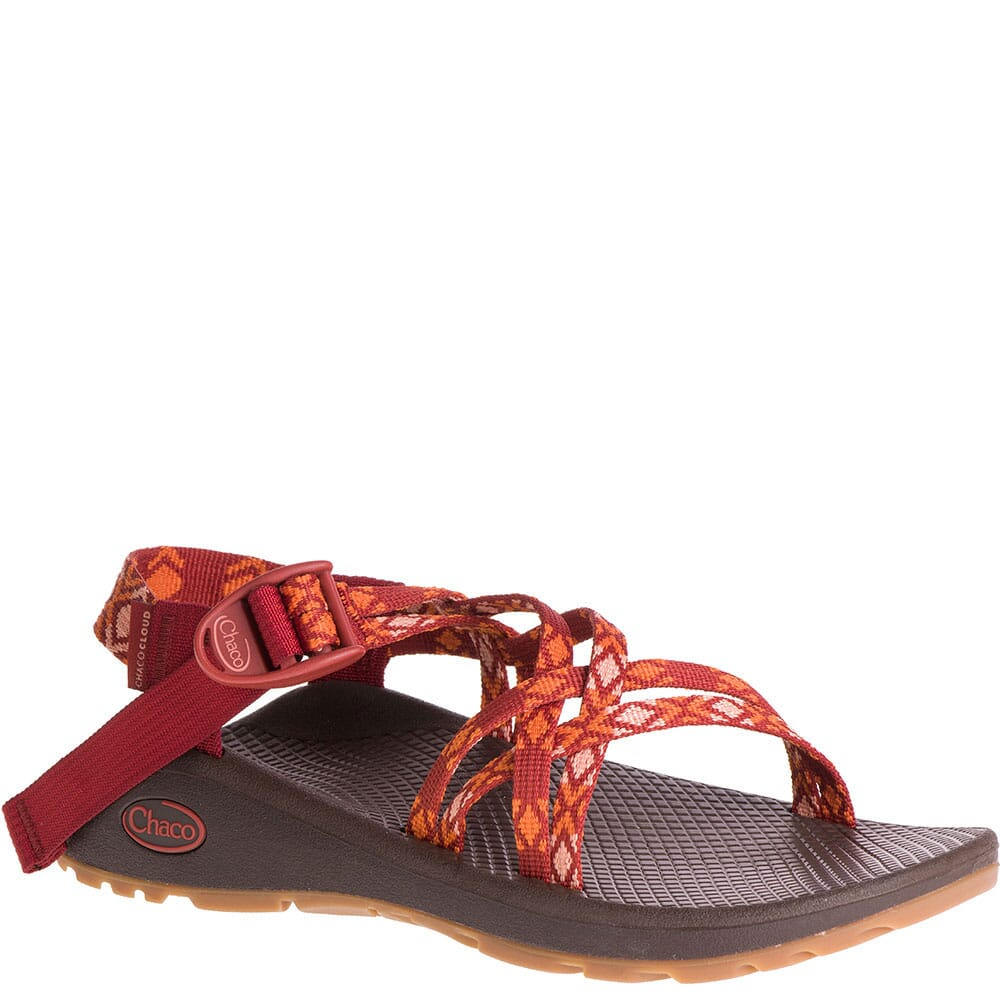 Image for Chaco Women's Z/Cloud X Sandals - Standard Peach from bootbay