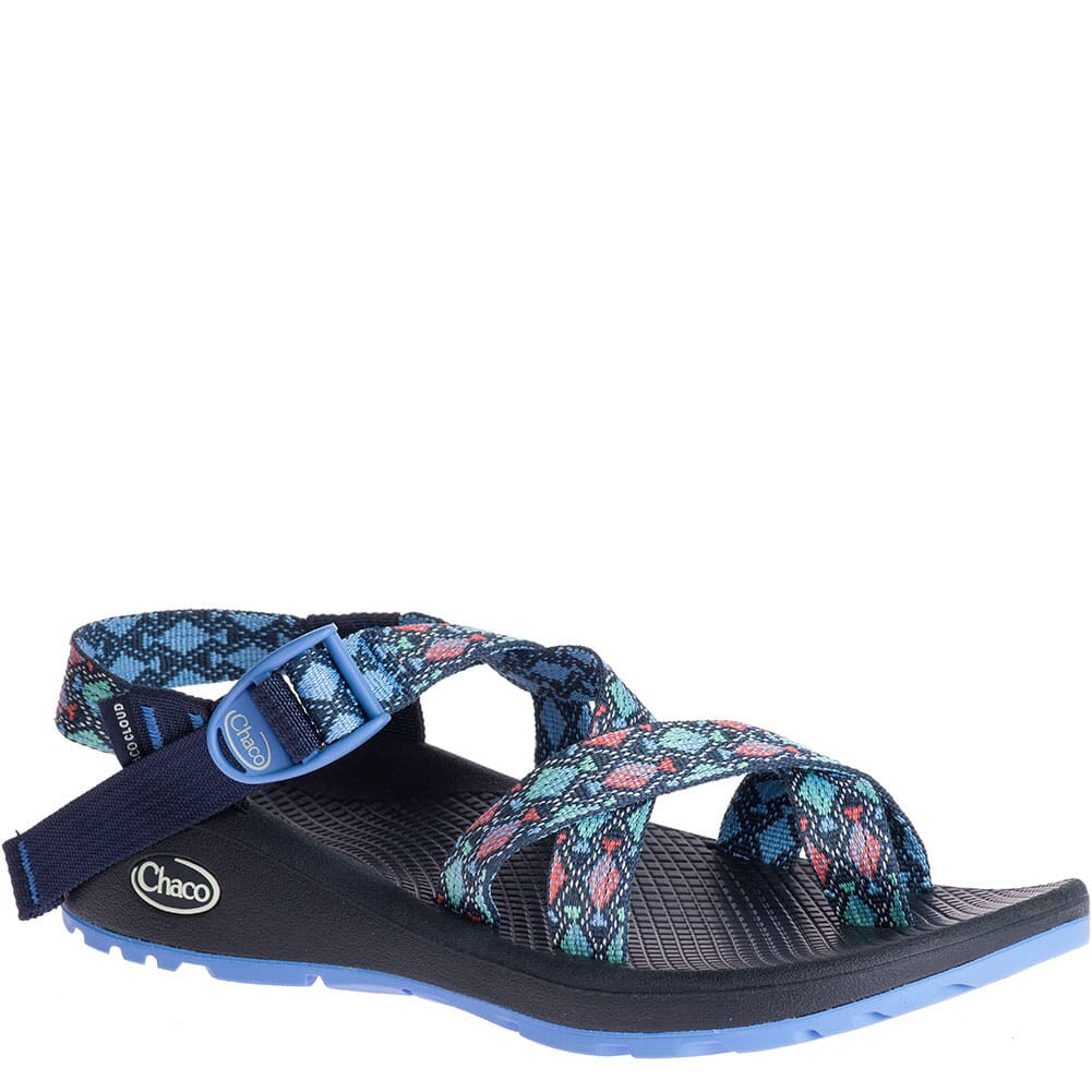 Image for Chaco Women's Z/Cloud 2 Wide Sandals - Trace Eclipse from bootbay