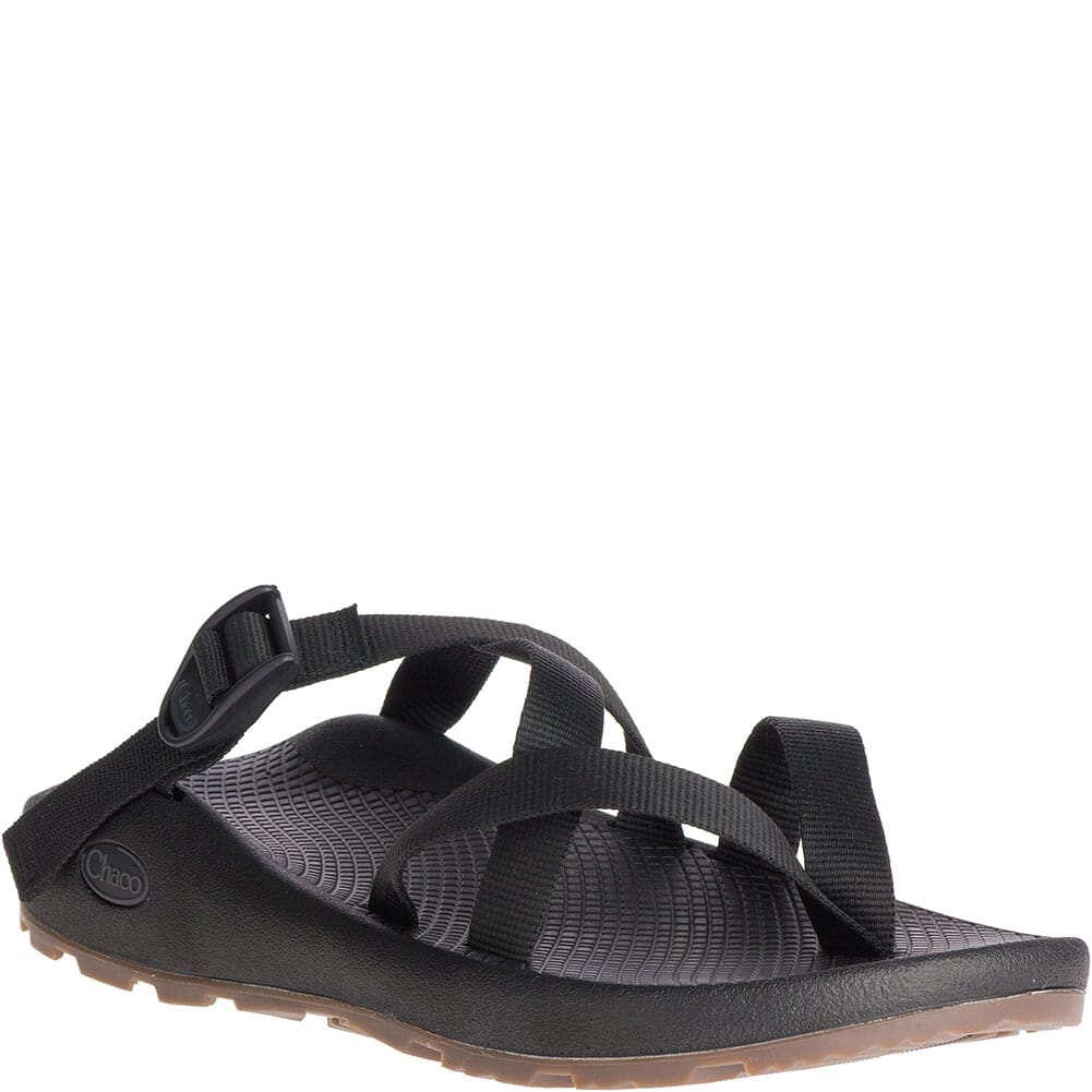 Image for Chaco Men's Tegu Sandals - Solid Black from bootbay