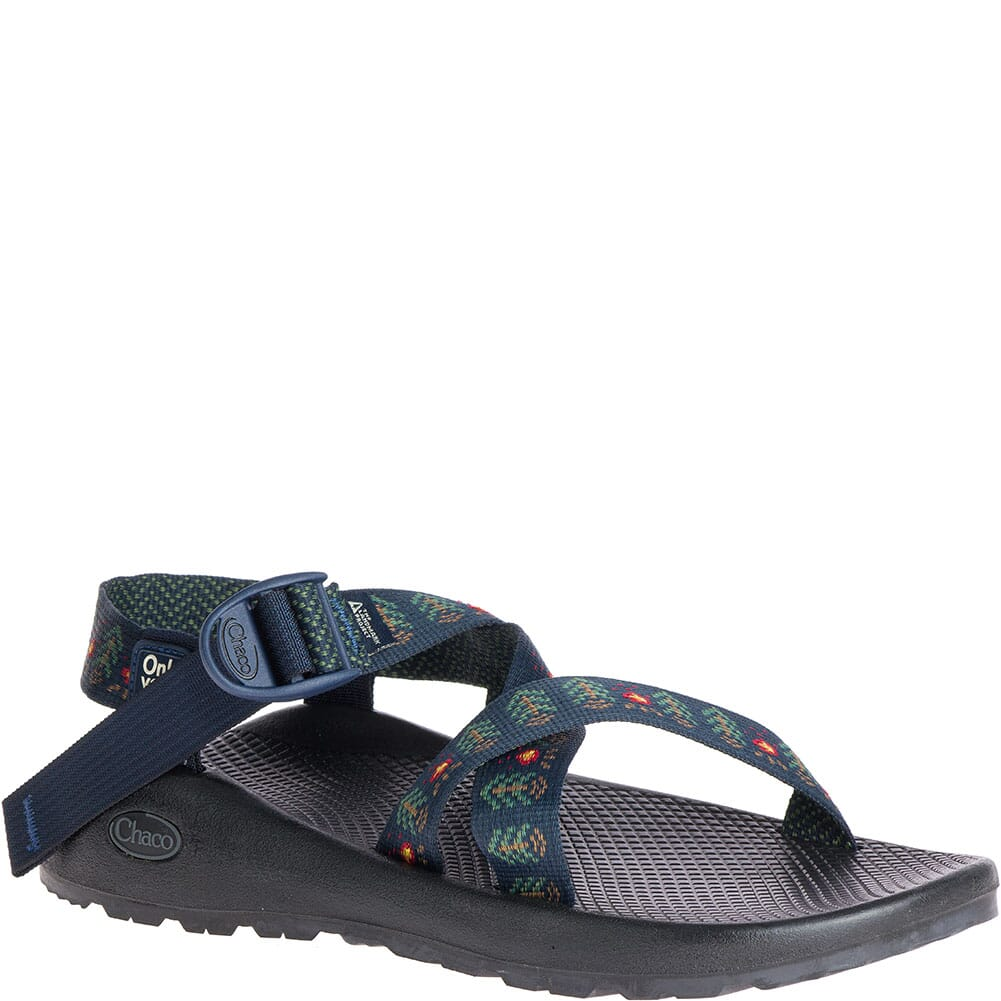 Image for Chaco Men's Z/1 Classic Smokey Sandals - Forest Navy from bootbay