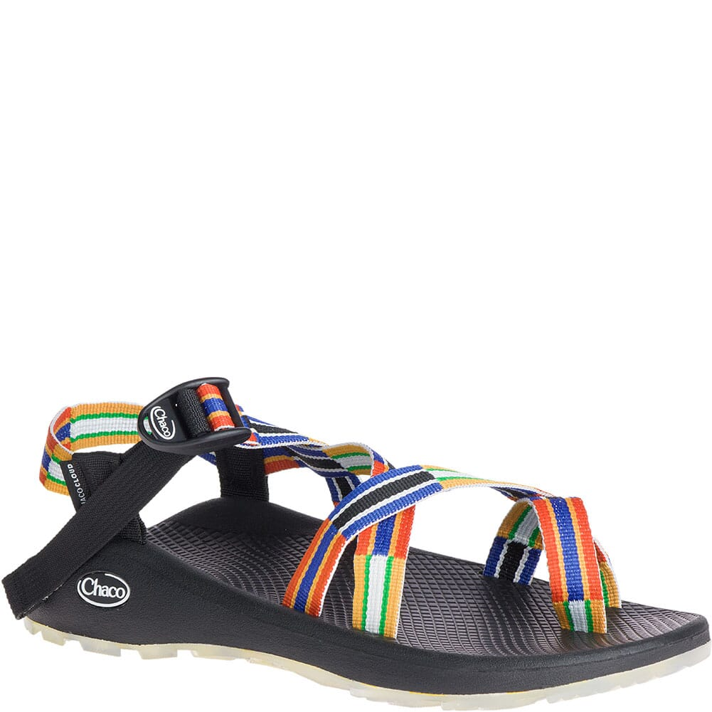 Image for Chaco Men's Z/ Cloud 2 Sandals - Multi Red from bootbay