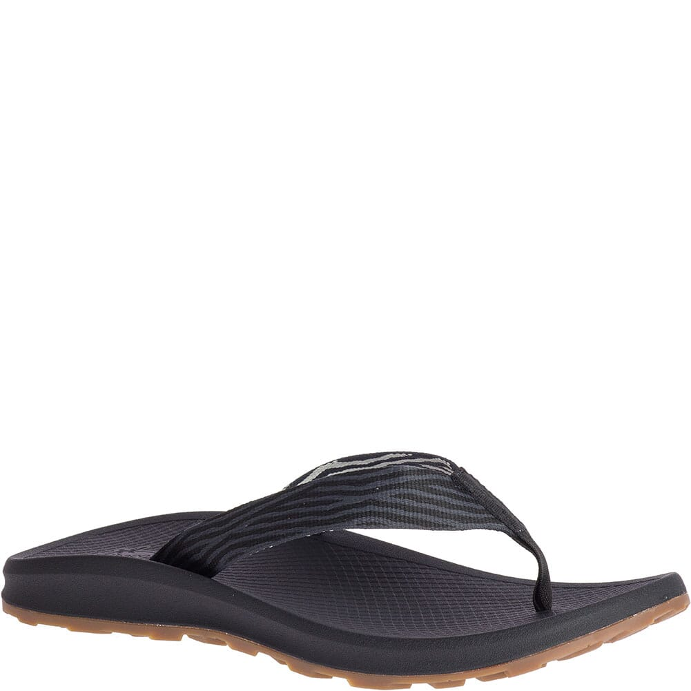 Image for Chaco Men's Playa Pro Web Sandals - Hash Black from bootbay