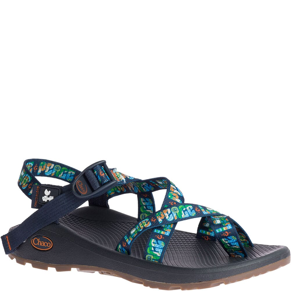 Image for Chaco Men's Z/ Cloud 2 Sandals - Peace Navy from bootbay