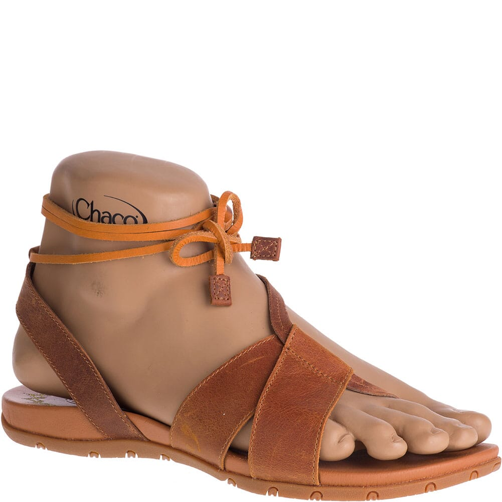 Image for Chaco Women's Sage Sandals - Maple from elliottsboots