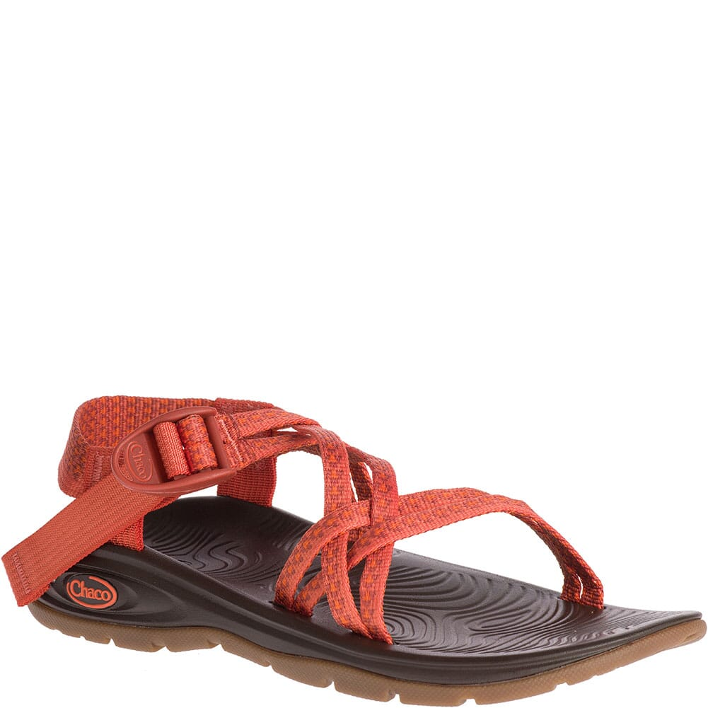 Image for Chaco Women's Z/Volv X Sandals - Traction Blush from elliottsboots