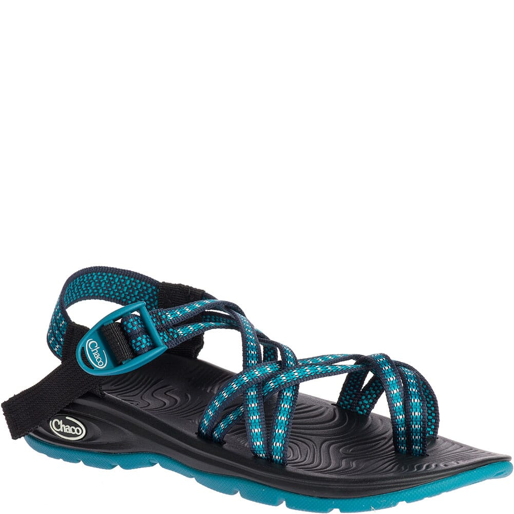 Image for Chaco Women's Z/Volv X2 Sandals - Ennis Teal from bootbay