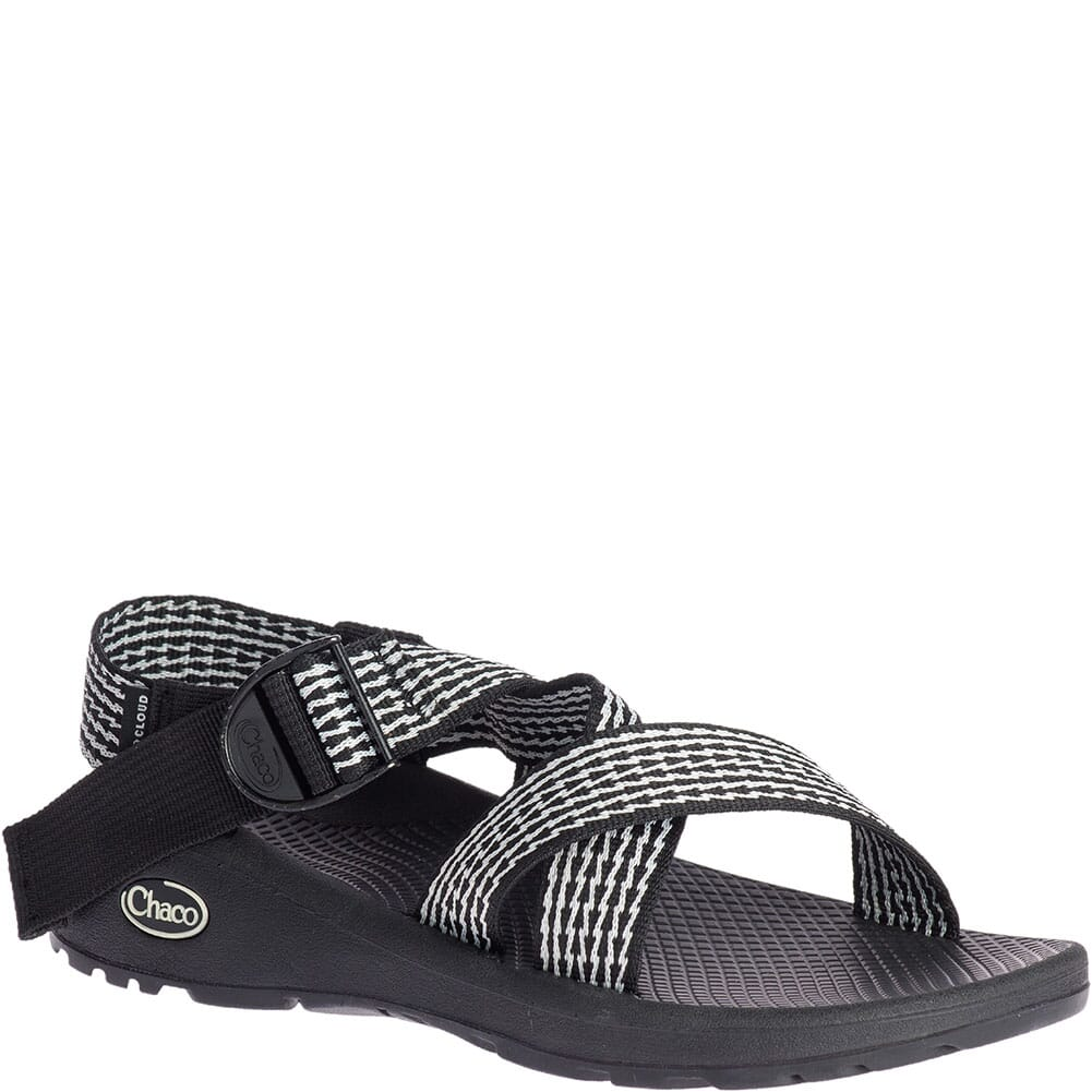 Image for Chaco Women's Mega Z/Cloud Sandals - Black from bootbay