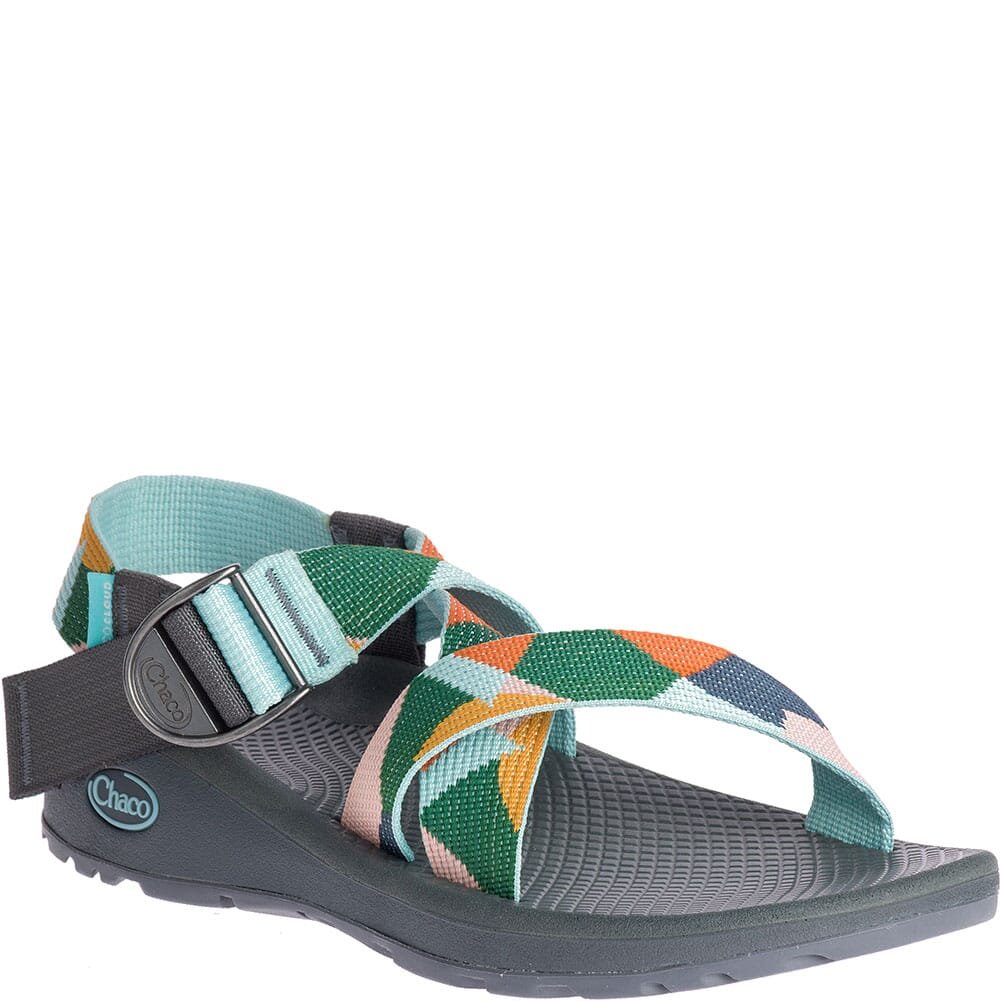 Image for Chaco Women's Mega Z/Cloud Sandals - Kaleido Katydid from elliottsboots