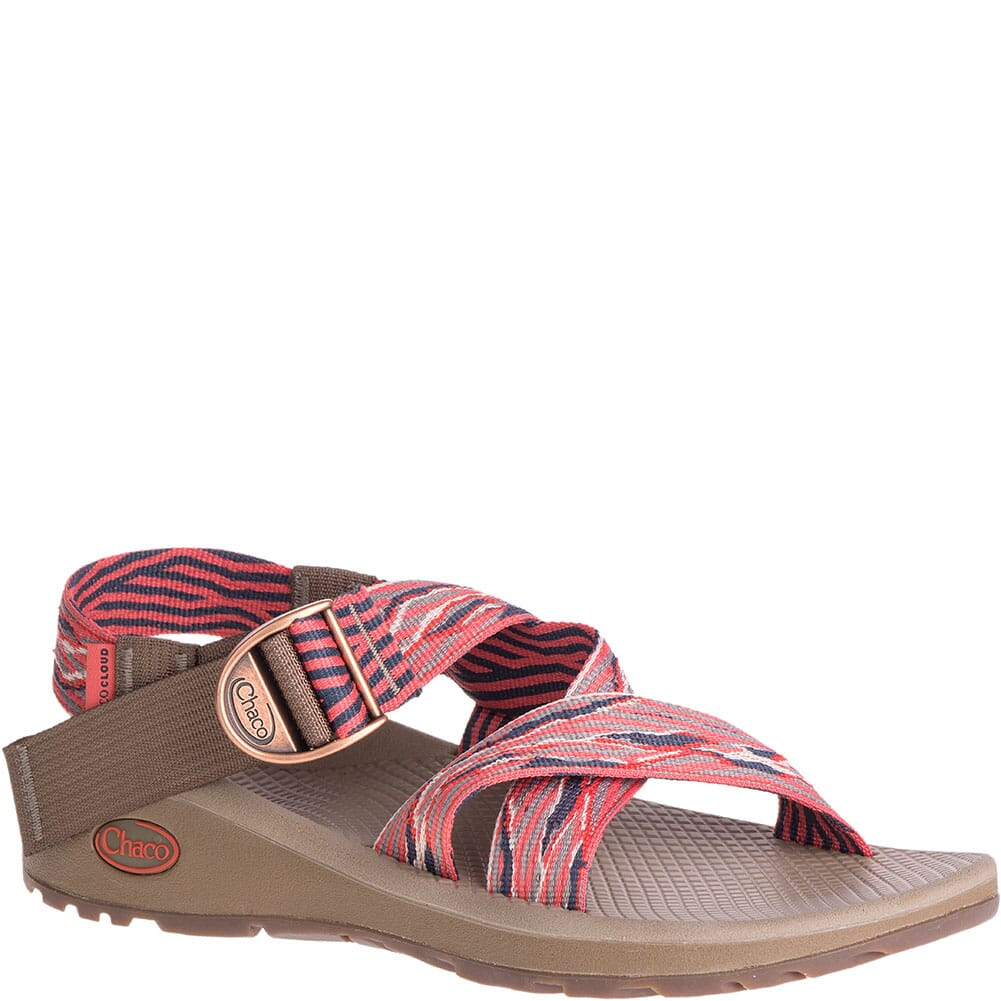 Image for Chaco Women's Mega Z/Cloud Sandals - Blend Grenadine from bootbay