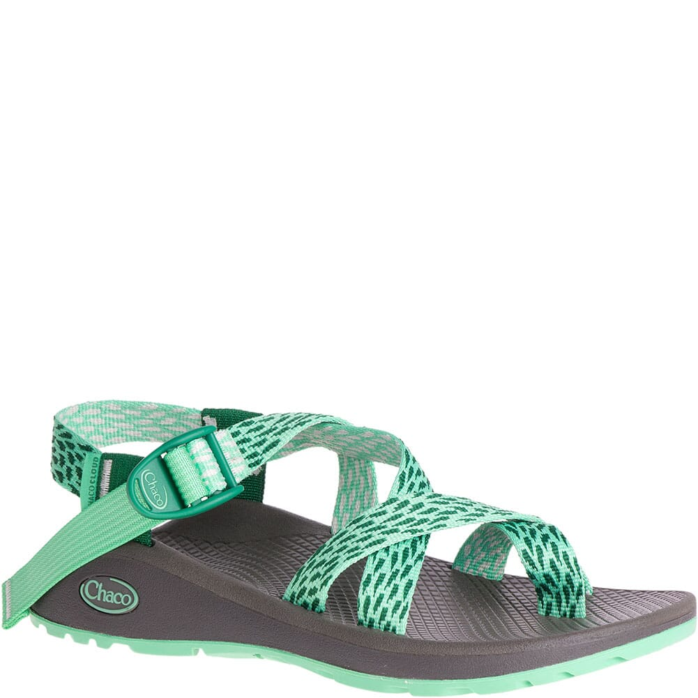 Image for Chaco Women's Z/Cloud 2 Sandals - Tidal Katydid from bootbay