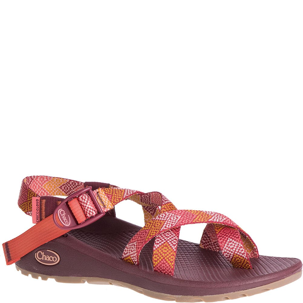 Image for Chaco Women's Z/Cloud 2 Sandals - Bind Blush from bootbay