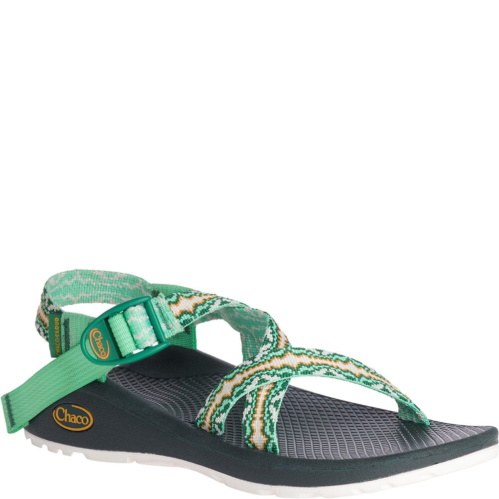 Image for Chaco Women's Z/ Cloud Sandals - Wubwub Katydid from elliottsboots