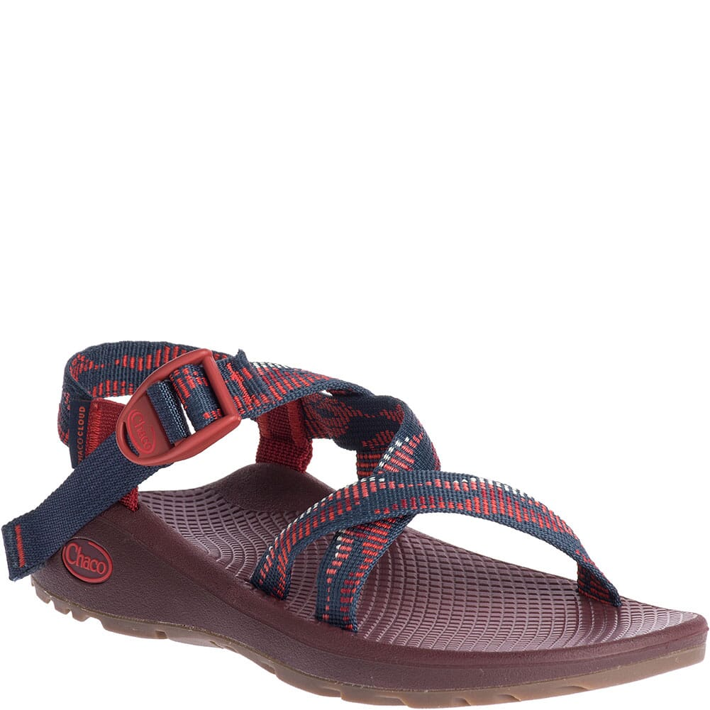 Image for Chaco Women's Z/Cloud Sandals - Scrap Grenadine from bootbay
